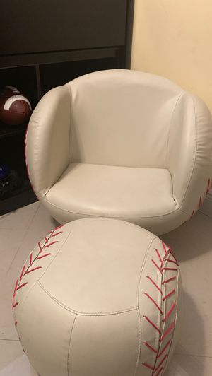 Kids Baseball Chair for Sale in Fort Lauderdale, FL