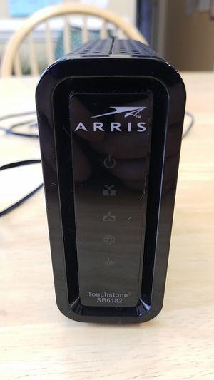 Arris Touchstone SB6182 modem for Sale in Chesapeake, VA