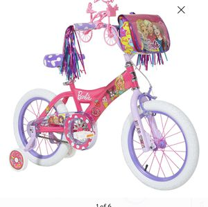 "Girls 16"" Barbie bike new in box for Sale in Portland, OR"