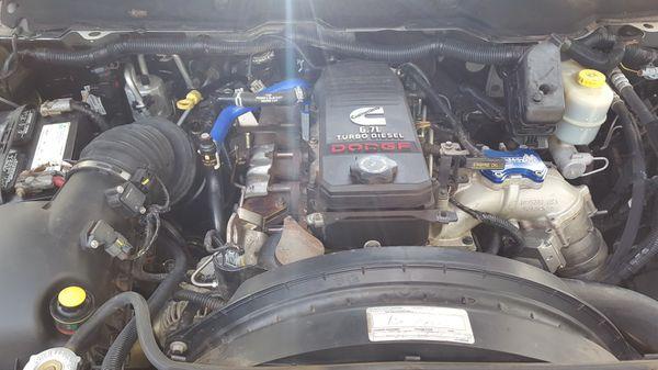 Dodge Dually 3500