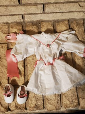 American Girl Doll - Samantha's Tea Dress for Sale in Justice, IL
