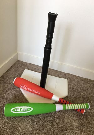 Baseball bats and board for Sale in Vancouver, WA