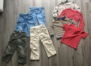 4T clothes 4 pants 4 shirts for Sale in Lancaster, OH