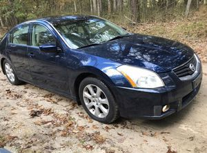 2007 Nissan Maxima SL with 157,000 miles! for Sale in Trenton, NJ