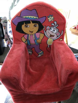 Dora the Explorer chair for kids for Sale in Hayward, CA