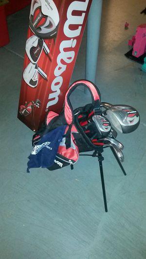 Wilson Junior Golf Club Set for Sale in Bolingbrook, IL