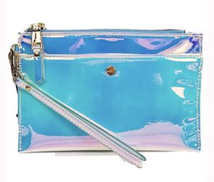 Holographic clutch wristlet for Sale in Philadelphia, PA