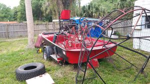 14ft Combee Airboat for Sale in Palm City, FL