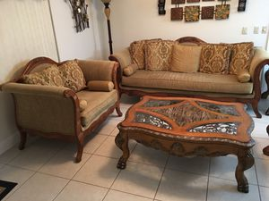 Living Room Set for Sale in West Palm Beach, FL