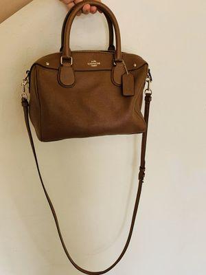 Coach shoulder cross bag for Sale in Santa Cruz, CA