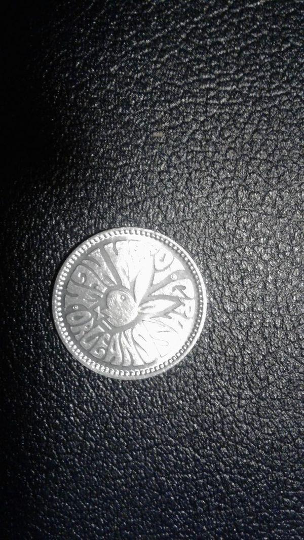 playboy aluminum coin vintage