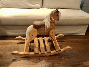 Vintage rocking horse for Sale in Tampa, FL