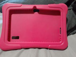 Pink Bumper Tablet Case For Children's Tablet for Sale in San Bernardino, CA