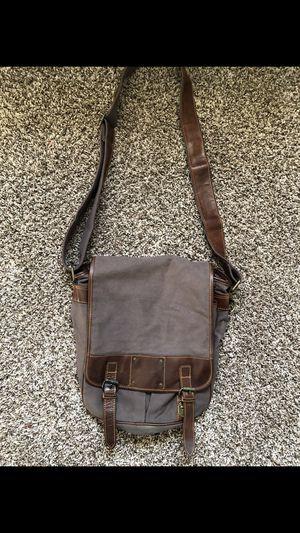Fossil Mens Brown Messenger Bag for Sale in Nashville, TN