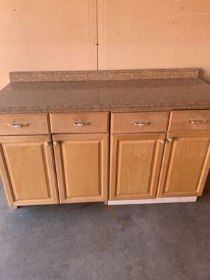 """Cabinets with counter top - each cabinet 30"""" wide for Sale in St. Petersburg, FL"""