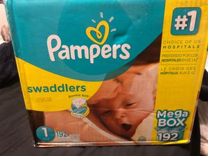 Pamper swaddlers for Sale in Chula Vista, CA