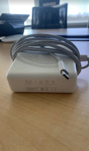 Apple 87W USB-C POWER ADAPTER for Sale in San Jose, CA