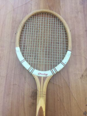 Dunlop antique Tennis Racket for Sale in Lynnwood, WA