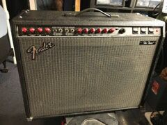 Fender The Twin 100 Watt Tube Amp for Sale in Las Vegas, NV