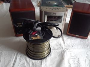 JVC fs-7000 ultra compact stereo for Sale in Fort Washington, MD