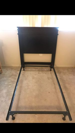 Twin bed frame for Sale in Chevy Chase, MD
