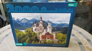 2000 piece Puzzle for Sale in Agoura Hills, CA
