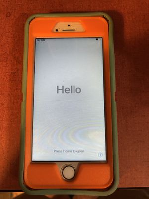 Apple iPhone 7 rose AT&T 128gb for Sale in Rural Hall, NC