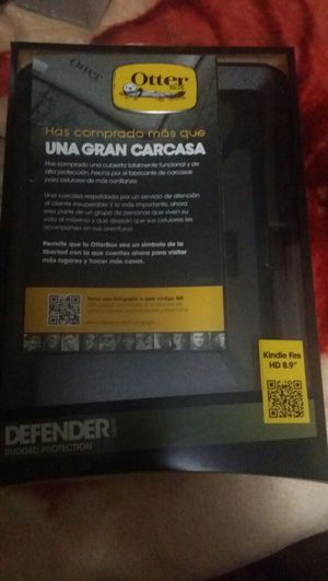 """Case kindle fire HD 8.9"""" unopened box ... for Sale in Orlando, FL"""