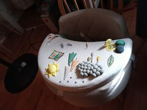 Land of nod booster seat for Sale in Portsmouth, VA