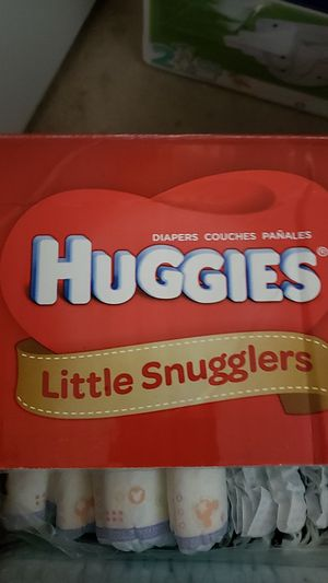 Huggies newborn diapers for Sale in undefined