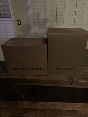 Boxes for Sale in Tracy, CA