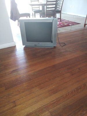 Old school flat screen Tv for sale for Sale in Memphis, TN
