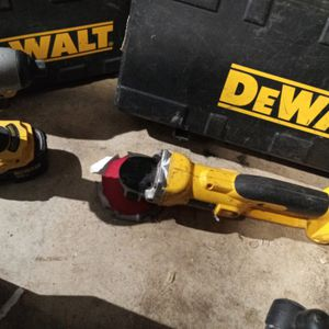 USED DEWALT POWER TOOLS. for Sale in San Antonio, TX