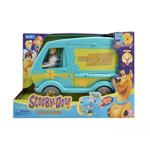 Scooby-Doo 50 Years Mystery Machine Van Playset w/ Fred Action Figure (NEW) for Sale in Adelanto, CA