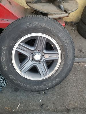 16 INCH RIM FOR JEEP for Sale in Los Angeles, CA