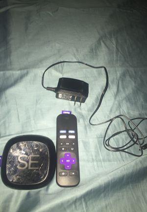 Roku SE Streaming Media Player (Black) for Sale in Houston, TX