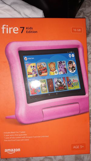 Pink Kindle Fire for Kids for Sale in Glendale, AZ
