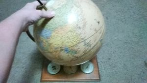 FREE globe, wooden kids puzzles, tv antenna for Sale in Mesa, AZ