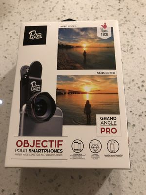 Pixter Wide Angle Pro for Sale in Seattle, WA