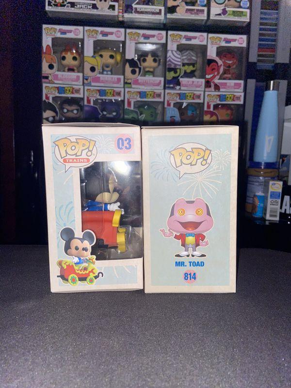 Disneyland 65th Anniversary Funko Pop Bundle