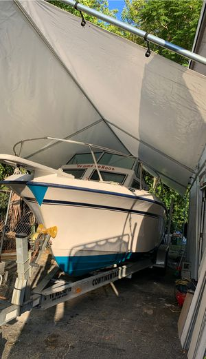 24' Grady white boat,ready for water,fishing or fun almost new Navigation system for Sale in St. Petersburg, FL