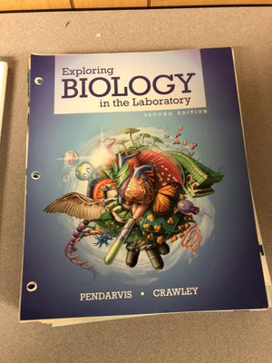Biology Lab Manuel 2nd Edition for Sale in Hialeah, FL