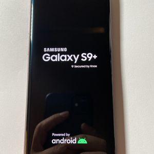 Samsung Galaxy S9 Plus - 256gb - Unlocked - Excellent for Sale in Pasadena, CA