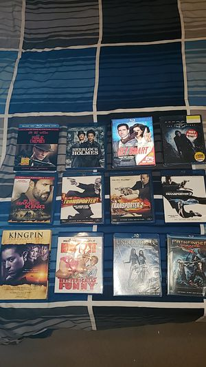 Blu Ray Movies Bundle for Sale in Mount Dora, FL