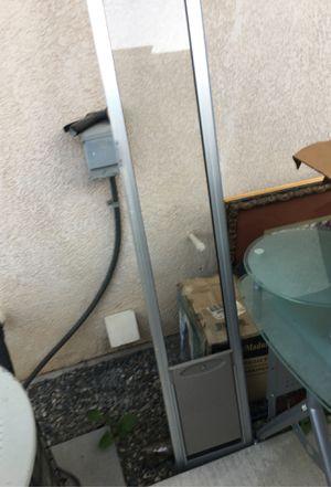 Doggy door pet safe for Sale in Corona, CA