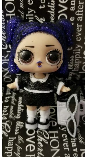 L.O.L. Surprise Sparkle Series Doll named Dusk for Sale in Brooklyn, NY