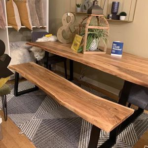 Live Edge Dining Table (Modern Home Furniture ) for Sale in Everett,, WA