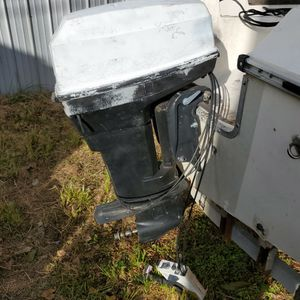 1995 48 Hp Johnson For Parts Or Repair for Sale in Houston, TX