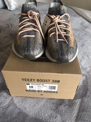 Yeezy boost 380 mist size 10 brand new for Sale in Lorton, VA