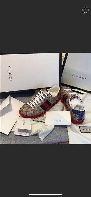 Gucci shoes Size7 Unisex for Sale in San Bernardino, CA